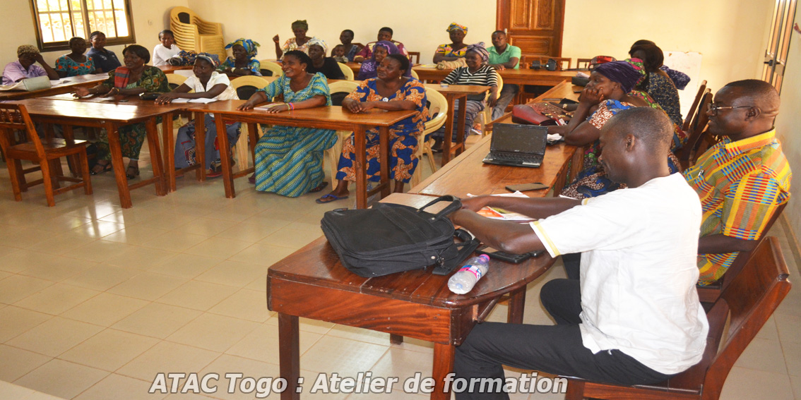 Atelier de formation ATAC 2